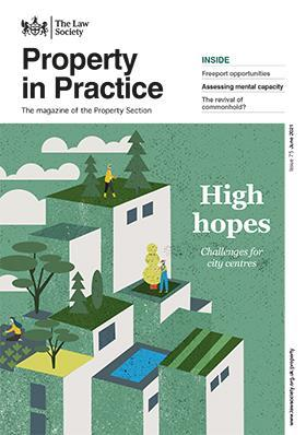 Property in Practice magazine cover - June 2021