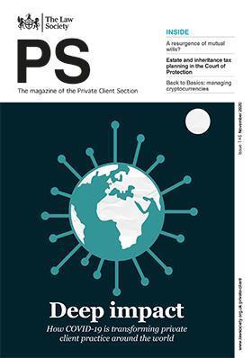 PS magazine cover - November 2020