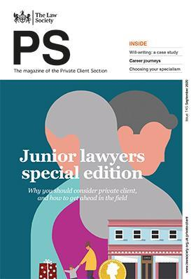 PS magazine cover - September 2020