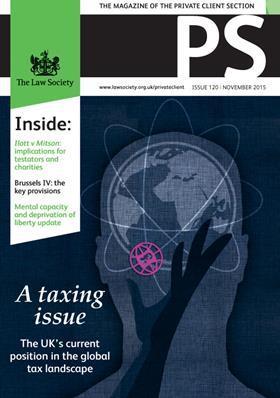 PS magazine cover November 2015