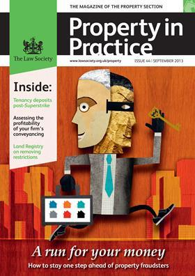 PIP September 2013 Cover