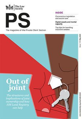 PS magazine cover - May 2020