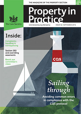 property in practice september 2016 280x396