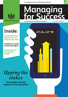 Managing for Success magazine - April 2019 cover - 280x398