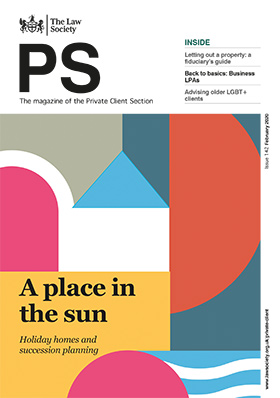 PS magazine cover - February 2020