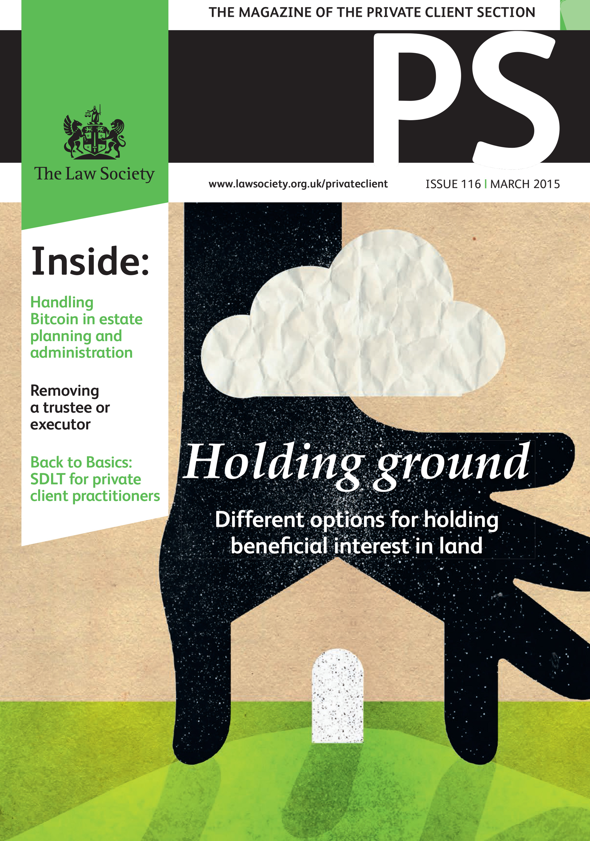 PS March 2015 cover image
