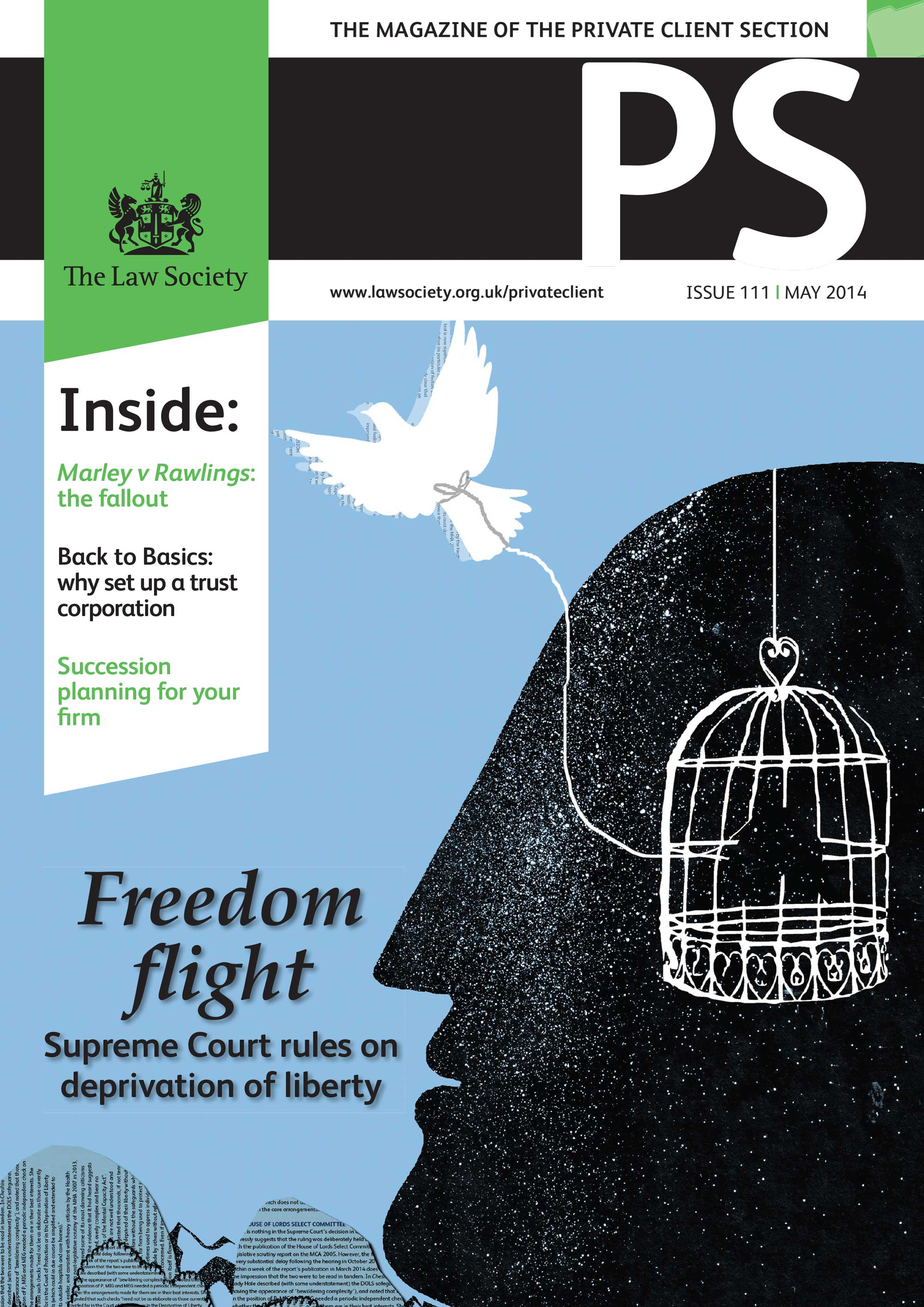 PS May 2014 Cover