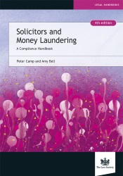 solicitors and money laundering book cover
