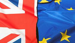 eu and uk flag brexit 250x144