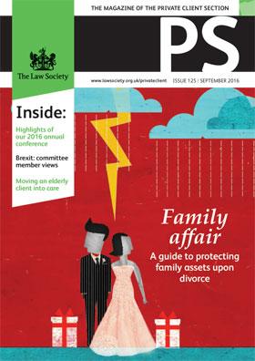 PS magazine cover september 2016